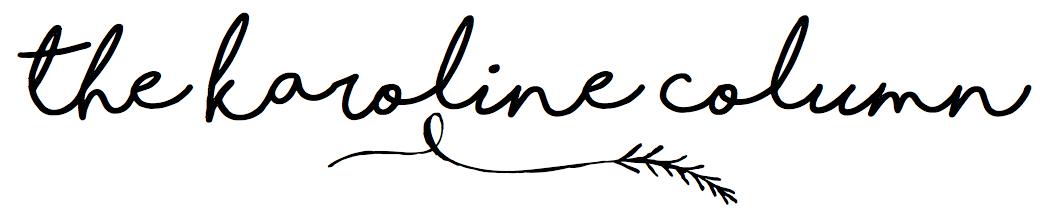 The Karoline Column logo